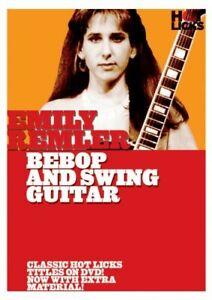 Bebop and Swing Guitar [New DVD]