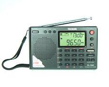 TECSUN PL-380 DSP PLL FM / MW / LW / SW Radio Receiver    << ENGLISH VERSION >>