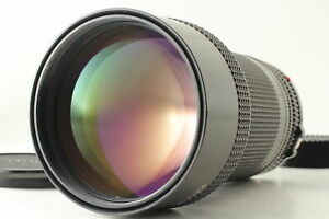 [Exc+5] Canon NFD New FD 200mm f/2.8 MF Telephoto Lens From JAPAN
