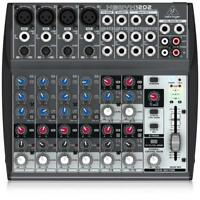 Behringer 1202 Premium 12-Input 2-Bus Mixer with Xenyx Mic Preamps and British E