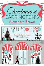 Christmas at Carrington's (Carringtons Department Store 2), Brown, Alexandra, Ve