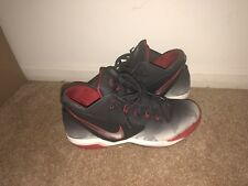 Nike Zoom Field General Shoes New Size 11.5 Trainer Ohio State PE RARE Buckeyes