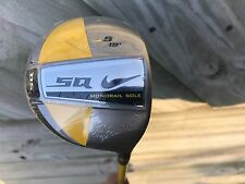 NEW NIKE 5 WOOD GOLF CLUB 19 DEGREE X-STIFF FLEX GRAPHITE SHAFT