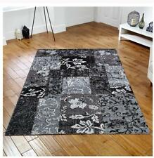Latitude Vive Chai Charcoal Grey Rug 160cm W x 235cm L