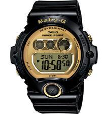 Casio Baby-G Digital Female Black/Gold Wrist Watch BG6901-1 BG-6901-1DR
