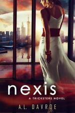 Nexis (A Tricksters Novel)-ExLibrary