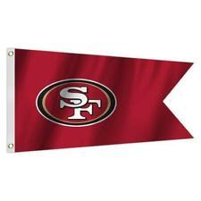 San Francisco 49ers NFL Licensed Boat Yacht Golf Cart UTV Flag Pennant