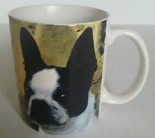 Boston Terrier Dog Coffee Mug