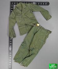 1:6 Scale ace 13019 Vietnam 25 Infantry - OG 107 Jacket & Pants w/ Belt