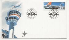South West Africa FDC - Windhoek Airport - 1977  (3800) (X)