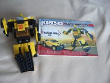 kre o transformers bumblebee