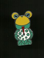 It's A Small World Frog Magic Kingdom Splendid Walt Disney Pin