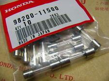 Honda CB 500 Four K0 K1 K2 Sicherungen 10er Set 15 A Fuse Set