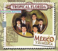 Tropical Florida Mexico y su Musica Box set 3CD New Nuevo sealed