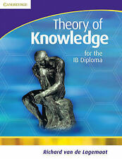 Theory of Knowledge for the IB Diploma-ExLibrary
