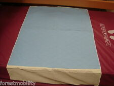 2 x Washable Bed protector Pad sheet with tuck in wings  High Quality 84x90cm