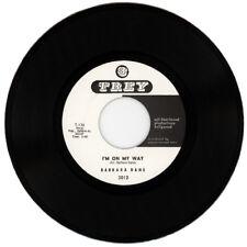 "BARBARA DANE  ""I'M ON MY WAY""  POPCORN / R&B SCORCHER"
