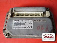 Centralina motore LANCIA Y 10 YPSILON 1.1 JUNIOR 40KW -0261203498 / 00077971390