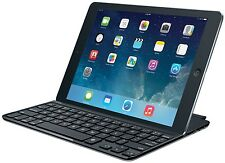 Logitech Ultrathin Keyboard Cover for iPad Air Black 920-005510