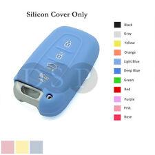 Silicone Cover fit for HYUNDAI Elantra Sonata Veloster Smart Remote Key Case LB