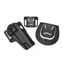 Sports CQC Right Hand Military Colt 1911 M1911 Belt Holster with Platform