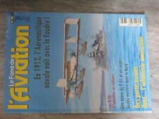 $$$ Revue Fana de l'aviation N°377 Foudre  B-26 Indochine  P-51  Porte-avions