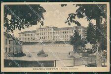 Brescia Palazzolo sull'Oglio cartolina QK6825