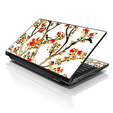 """13.3"""" 15.6"""" 16"""" Laptop Skin Sticker Notebook Decal Birds on Branches M-A126"""