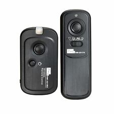 PIXEL RW-221/S2 Wireless Shutter Remote Control for Sony A58 NEX-3NL A7R A7s A7