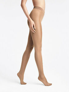 Wolford Pure Shimmer 40 Concealer Tights Lightweight Shimmering Tights