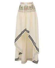 Elegant Beach Chic Gypsy Summer Long Maxi Boho Hipster Short Dress Skirt!