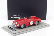 FERRARI 750 MONZA #12 1955 LE MANS LTD 150PC 1/18 BY TECNOMODEL TM18-46B