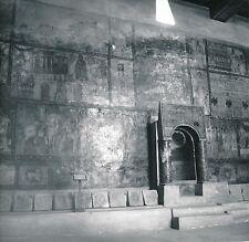 SYRIE c. 1960 - Synagogue de Doura Europos Fresques Niche Thora Damas- Div 10203