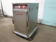 Wittco 1220 7 Bc Hd Commercial Nsf Electric Warmer Mobile Holding Cabinet