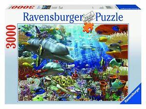 Ravensburger - Ocean Wonders 3000pc - Jigsaw Puzzle