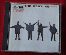 The beatles, Help, CD Holland - verso 2