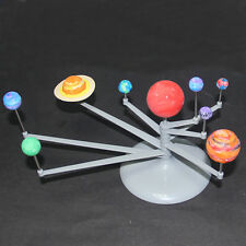 DIY Planetarium Solar System Model Kit Astronomy Science Project Kid Toys Gifts