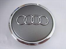 SET 4pz Tappi Coprimozzo Diametro 69mm per Audi