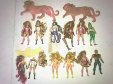 Lot of Vintage She-Ra Princess of Power Action Figures for Parts, Repair