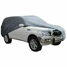 """4WD SUV & VAN COVER - EXTRA LARGE BREATHABLE 70G 200"""" x 77"""" x 60"""""""
