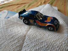 Hot Wheels Chevy Funny Car Black Wall Tires 1:64