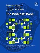 MOLECULAR BIOLOGY OF THE CELL [9780815344 - TIM HUNT JOHN WILSON (PAPERBACK) NEW