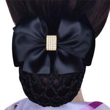 Women's Bun Cover Snood Hair Net Slumber Sleep Ballet Dance Crochet Accessory