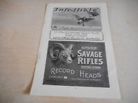 1904 MAGAZINE AD #A4-098 - SAVAGE RIFLES - LAFLIN RAND GUN POWDER
