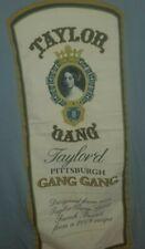 Taylor Gang t shirt/ Bombay Gin/ size small/TGOD/Pittsburgh / Vintage