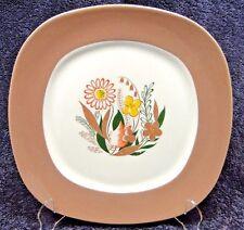 Taylor Smith Taylor Conversation Harmony House Nassau Teague Dinner Plate 50's