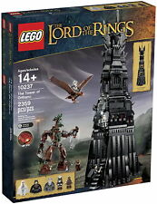 LEGO The Lord of the Rings #10237 The Tower of Orthanc Pack Set 2359pcs