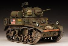 Award winner built Academy 1/35 US M3A1 Stuart Light Tank +Accessories