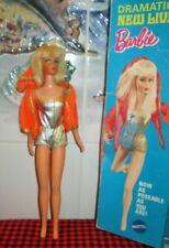 Vintage 1970 Mattel Living Barbie Doll #1116 TITAN Brunette