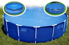 GENUINE INTEX SOLAR POOL COVER FITS 12' 366cm STEEL FRAME OR EASY SET® POOL